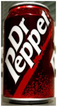 Dr Pepper by Kusse
