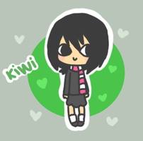ID For Kiwi by saporion