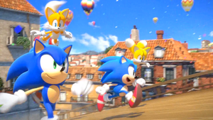 Sonic Generations by Hinata70756