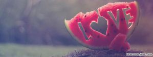 LOVE MELON - Facebook Titelbild by rockIT-RH