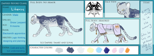 EBC - New Updated Reference: Liberius by WildShadowWarrior
