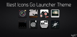 Illest Icons Go Launcher Theme by kgill77