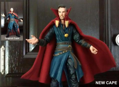Doctor Strange new cape by ArtKing3000