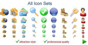 All Icon Sets by Ikonod