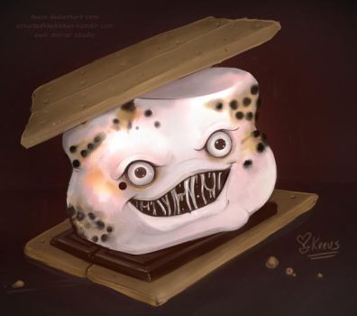 Smore Demon by keevs