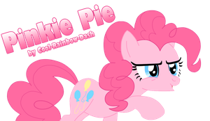 Pinkie Pie by Cool-Rainbow-Dash