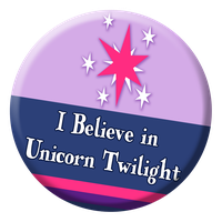 I Believe in Unicorn Twilight by kwark85