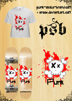 Punk-Skate-Brand by AreoX