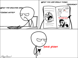 True Story (RageComic1) by 1RageComic1