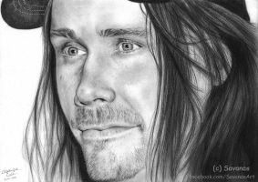 Myles Kennedy by SavanasArt