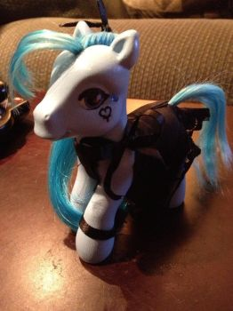 Shey - MLP Custom by Shin-Theladlemonster