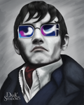 Barnabas Collins by MeganImel