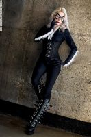 Black Cat 2 By zazabelle23 by Typical-Mental