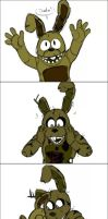 Springtrap and Plushtrap by PlushtrapCute