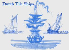 Dutch Tile Ships by motion-suggests
