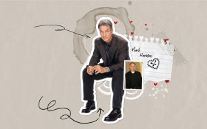 NCIS - Mark Harmon by Nikky81