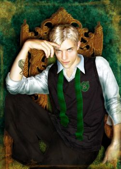 The King of Slytherin by frodobolson72