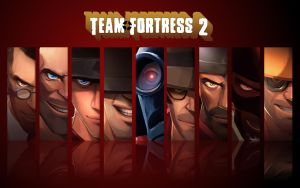 Team Fortress 2 Wallpaper by Ramiroquai