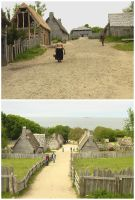 Plymouth, MA - Plimoth Plantation 1 by Ovid2345