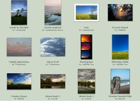 May Submissions: 21st-24th by Scapes-club