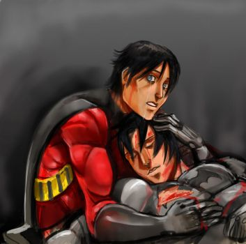 DC: Tim and Dick by The-third-eskimo