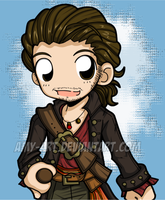 Will: Pirates of the Caribbean by amy-art