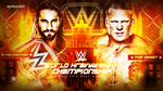 WWE Hell In A Cell 2015 Custom Match Card by Momen-Aly