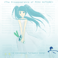 Vocaloid CD Cover by Koshou