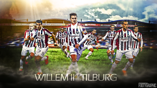 Willem II2 by Footygraphic