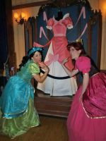 Drizella and Anastasia: Bad Taste by g0N3Morganna