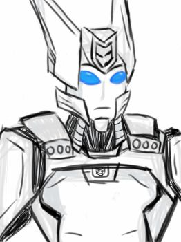 Drift sketch by 9rabbitego