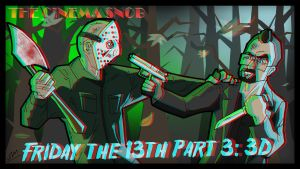 Friday the 13th Part 3 3D by ShaunTM