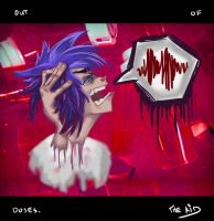 Out Of Doses by Kid-Kapow
