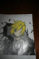 Roxas by EntertheDarkness572