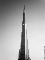 Dubai - Burj Khalifa by Z-Designs