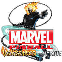 Marvel Pinball Vengeance And Virtue by POOTERMAN