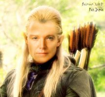Tom Paris: Legolas by Belanna42