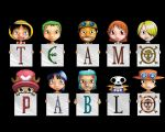 One Piece chibi Banner by suhey