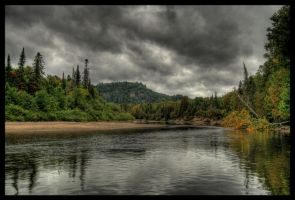 HDR river by NOS2002