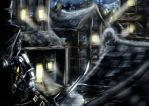 the rope watches Malaz city by slaine69