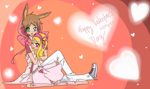 Happy Valentine's Day by OkayIlie