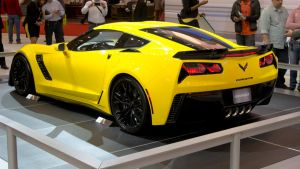 2015 Chevy Corvette C7 Z07 (Cleveland Auto Show) by Anths95