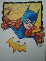 Batgirl Megacon 2013 by RichBernatovech