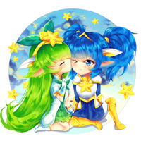 Star Guardians by Flaykie