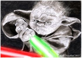 The Dark Side I Sense In You by Nazahnel