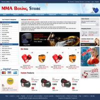 MMA Boxing by xtreamgraphic