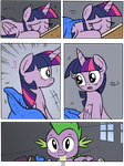 Maybe Later, Spike - 6 by RedApropos
