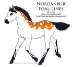 A1744 - Nordanner Foal Design by Ikiuni