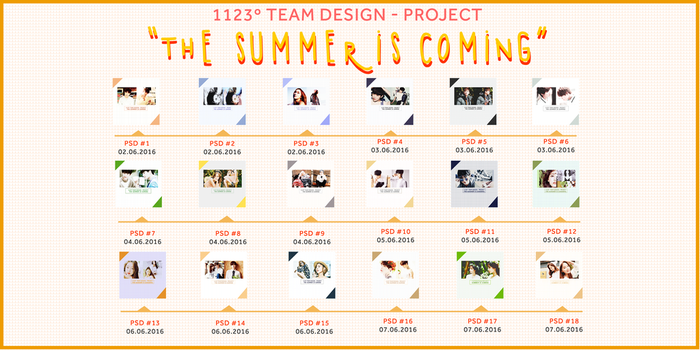 [PROJECT//THESUMMERISCOMING] by justblackssi