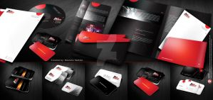 Corporate Identity by illuphotomax